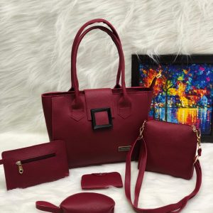Charles & Keith – 5pcs Combo handbags